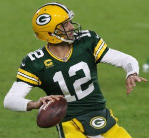 Aaron Rodgers, Green Bay Packers, imago