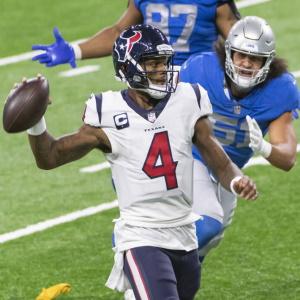 Deshaun Watson,#4, Houston Texans