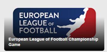 European League of Football Championship