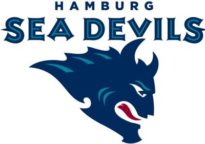 Hamburg Sea Devils altes Logo
