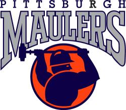 Pittsburgh Maulers 1984