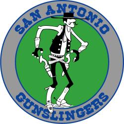 San Antonio Gunslingers 1984 - 85
