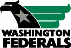 Washington Federals 1983 - 84