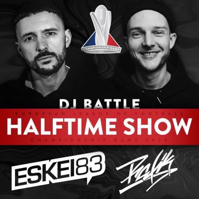 DJ Battle ESKEI 83 vs. Rafik