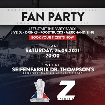 Fan Party
