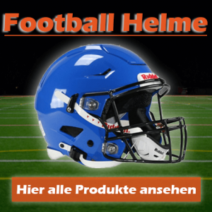 American Football Helme