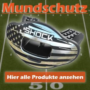 American Football Mundschutz