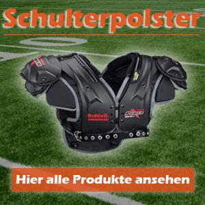 American Football Schulterpolster